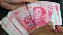 Курс китайской валюты достиг четырехлетнего минимума
