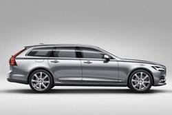 В Женеве представили Volvo V90