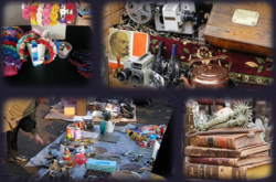 В столице Башкирии появился Блошиный рынок