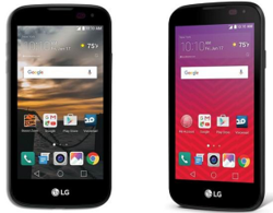 Компания LG разработала новый бюджетный смартфон K3