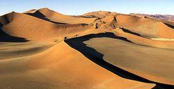 В пустыне откроют элитный отель