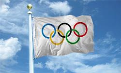 Флаг Олимпиады