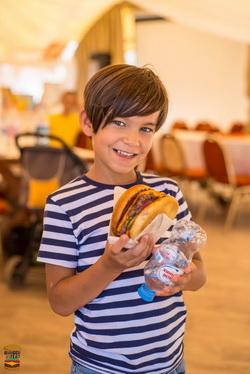 """Burger FEST"" в Уфе"