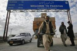 Граница Пакистана и Афганистана