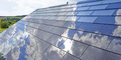 Tesla солнечные крыши
