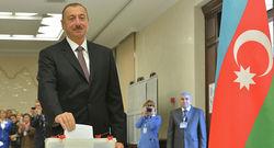 Азербайджан  выборы