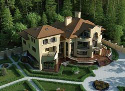 дом Рублевка
