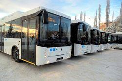 Новые автобусы Башкирии