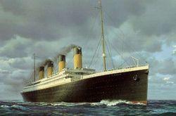 """К месту крушения """"Титаника"""" отправится круизный лайнер"""