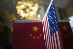 Товарооборот между США и Китаем
