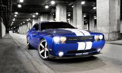 Совсем скоро дилеры Dodge начнут прием заказов на суперкар Challenger SRT8