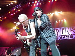 Scorpions прибывает в Россию в рамках прощального мирового турне