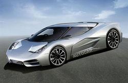McLaren создает самый мощный суперкар