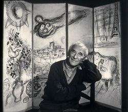 Sothebys выставит на продажу альбом Марка Шагала