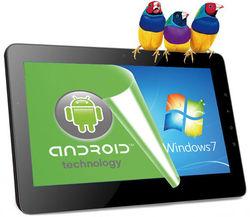 Планшет ViewSonic под управлением двух операционных систем