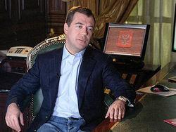 Google посоветовал Медведеву развивать Интернет