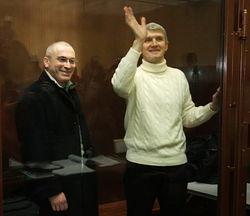 Верховный суд РФ признал незаконным одно из продлений ареста Лебедеву и Ходорковскому