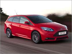 Компания Ford представила Focus ST универсал