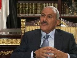 Президент Йемена готов уйти, если оппозиция не пойдет на выборы