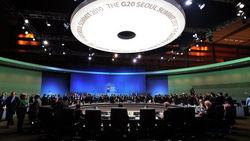 Лидеры G20 обсудили в Сеуле долговой кризис в Европе