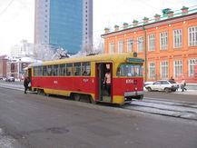 трамвай уфа