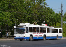 Уфа троллейбусы
